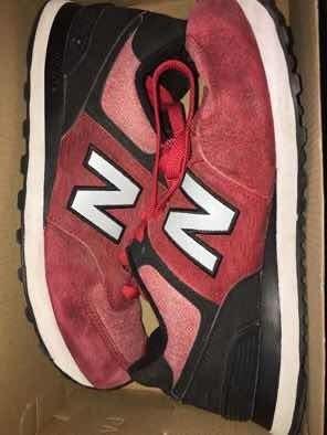 Zapatillas New Balance, 8 Us, 26 Cm