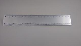 Coisas De Alumínio - Régua De 20 Cm / 8 Pol - 50 Peças