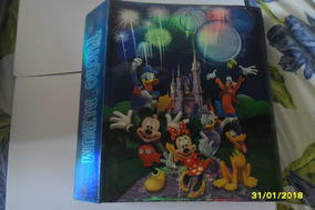 Album Mickey Disney 10x15 - 200 Fotos - 1 Dia De Uso