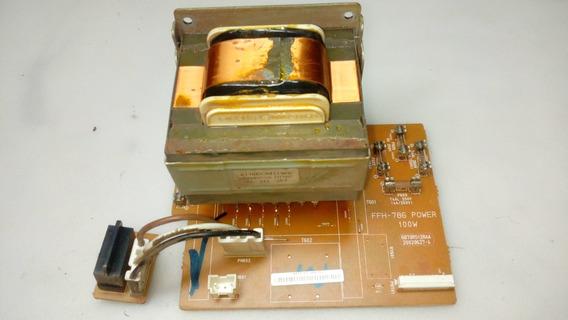 Placa Fonte Sistem LG Ffh-786 C/trafo