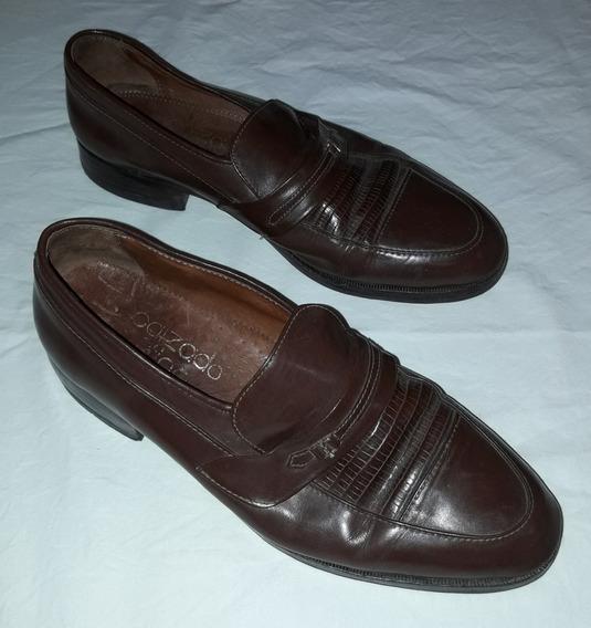 Vendo Zapatos De Cuero- Hombre N° 40