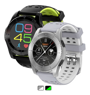Relogio Smartwatch Sport Gs8 Bluetooth Ios Android S3 S6 S7