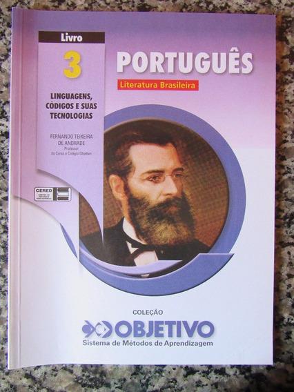 Coleção Objetivo - Livro 3 Português: Literatura Brasileira