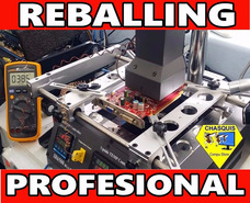 Reballing Profesional- Laptops,mac, Ps3, Ps4, Xbox, Bios