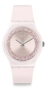 Swatch Suop110 - Pinksparkles