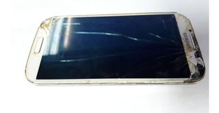 Celular Samsung Gt-i9515l Para Retirada De Peças Jsa