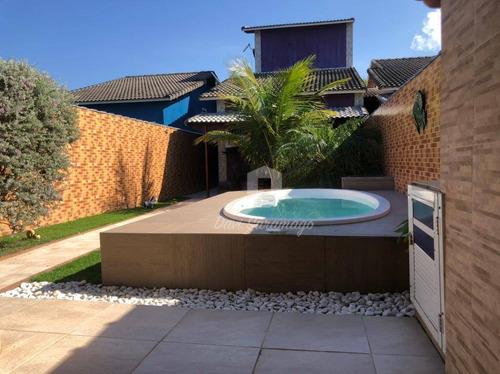 Imagem 1 de 30 de Casa Com 3 Dormitórios À Venda, 220 M² Por R$ 480.000,00 - Jardim Atlântico Central (itaipuaçu) - Maricá/rj - Ca0665
