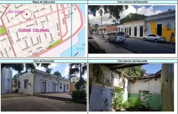 Vendo Y Rento Casa De 1,136.37 Mts2 En La Zona Colonial