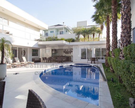 Sobrado De 800m² 4 Dormitórios Vila São Francisco - Ca04588 - 34928227