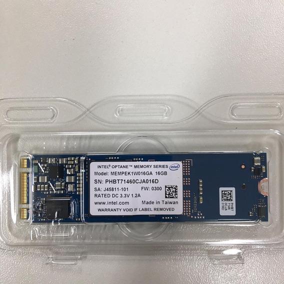 Memória M2 Intel Optane 16gb