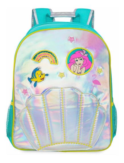 Backpack Mochila Sirenita Ariel Princesa Disney Store