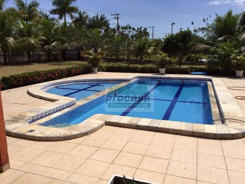 Imagem 1 de 10 de Chácara Com 4 Dormitórios À Venda, 2000 M² Por R$ 700.000,00 - Área Rural - Manaus/am - Ch0064