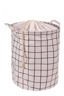 Cesto Organizador Laundry Para Ropa Sucia O Limpia Pc