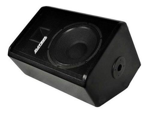 Caixa Acústica Ativa Monitor Retorno Palco 250 Rms