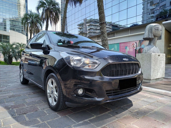 Ford K A Sel 5 Puertas