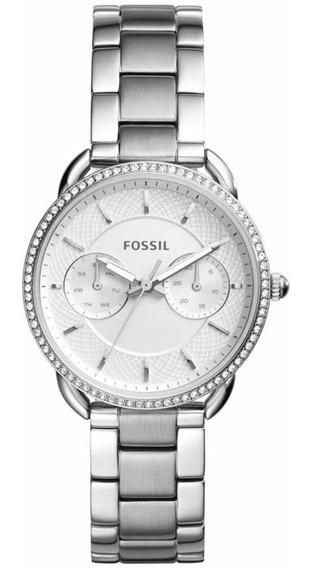 Relógio Fossil Tailor Feminino Es4262/1kn Original C/ Nota
