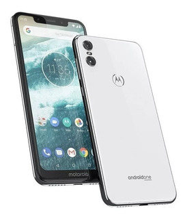 Motorola One Xt1941 - Dual, 64gb 13mp 4gb Ram 4g De Vitrine