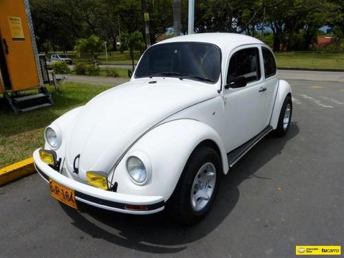 Volkswagen  Escarabajo Mt 1600cc
