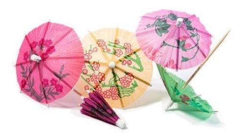 Imagen 1 de 5 de Perfect Stix Parasol Pick 288ct Tropical Drink Umbrella Pick