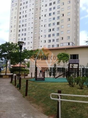 Imagem 1 de 20 de Apartamento Em Guarulhos, 45 M², 02 Dormitórios, 01 Vaga, R$ 240.000,00 - 2598