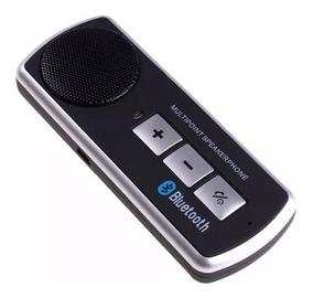 Viva Voz Bluetooth Carro Celular Atende Carregador Veicular