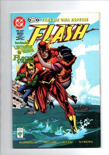 Comic Flash, Flecha Y Linterna Verde Tres De Una Especie Vid