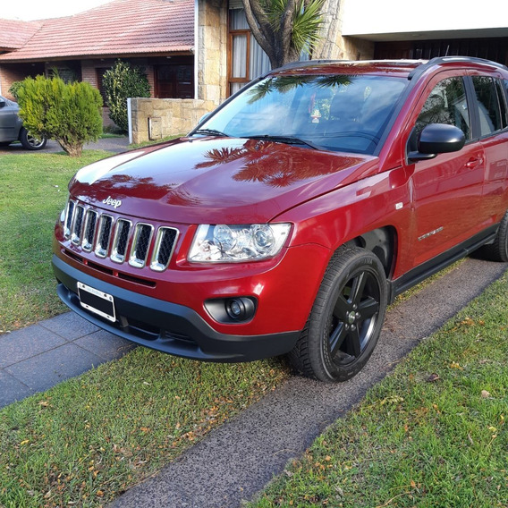 Jeep Compass 2.4 Limited 4x4