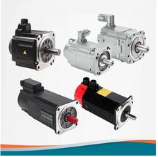 Servomotor Siemens, Fanuc, Indramat, Mitsubishi...