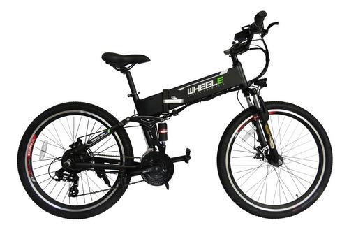 Imagen 1 de 10 de Bicicleta Electrica Wheele Rodado 27,5 Plegable!!!