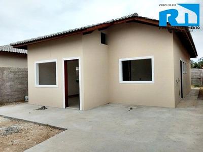 Casa Nova Com 03 Dormitórios - 873