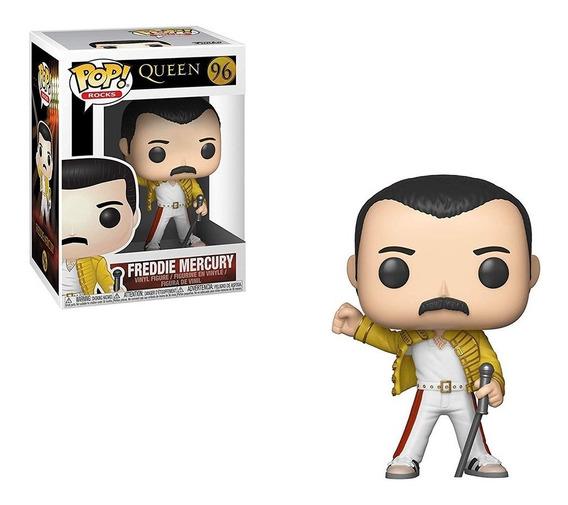 Funko Pop Freddie Mercury Wembley 1986 (queen) #96