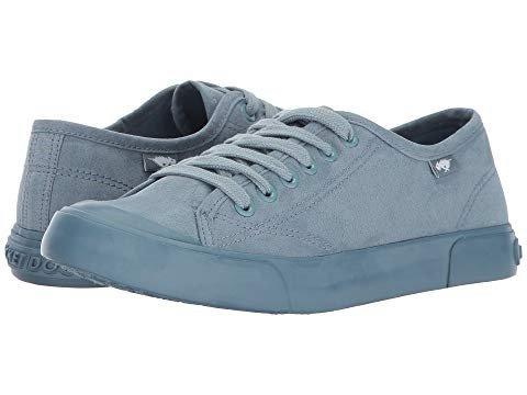 Tenis Dama Rocket Dog Jumpin Sneakers Azul Retro Envio Grats