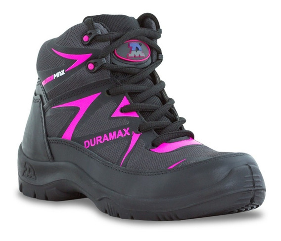 Calzado De Seguridad Industrial 2481 Fnx Duramax