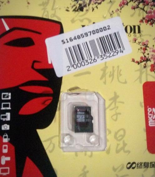 Cartão De Memória Kingston Micro Sd 16gb (classe 10)