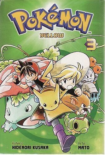 Pokémon Yellow Vol. 03 Mato