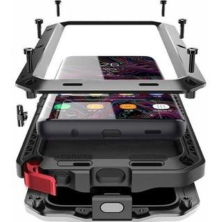 Capa Case Galaxy S8 S10 S9 Anti Shock Impacto Armadura Prova