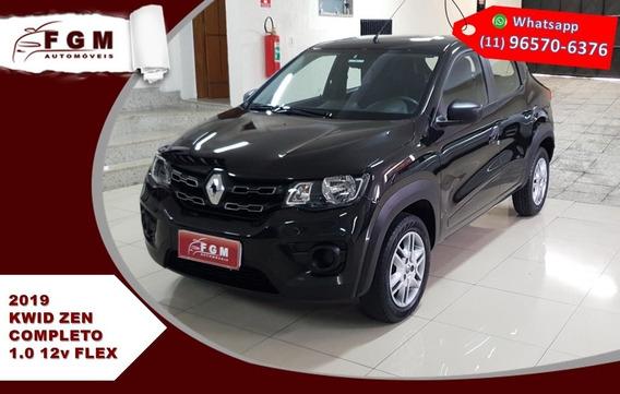 Renault Kwid 1.0 12v Flex Zen 2019