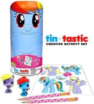 Imagen 1 de 1 de My Little Pony Tin Tastic Funko  Original