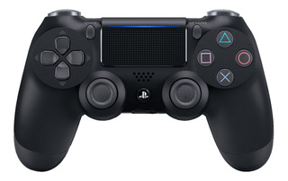 Joystick Ps4 Inalámbrico Sony Dualshock 4 Jet Black Original