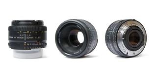 Nikon Af-s Nikkor 50mm F/1.8 D