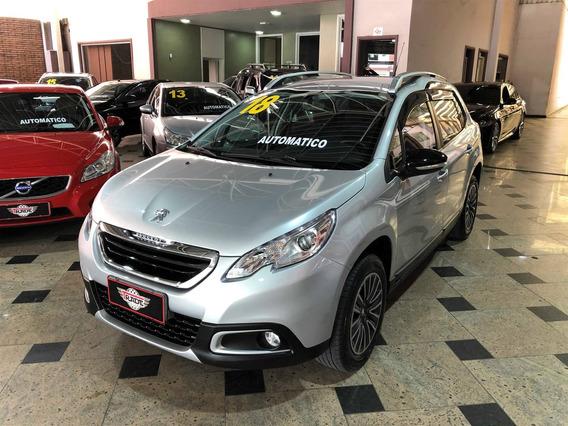 Peugeot 2008 1.6 16v Flex Allure 4p Automático 2017 2018