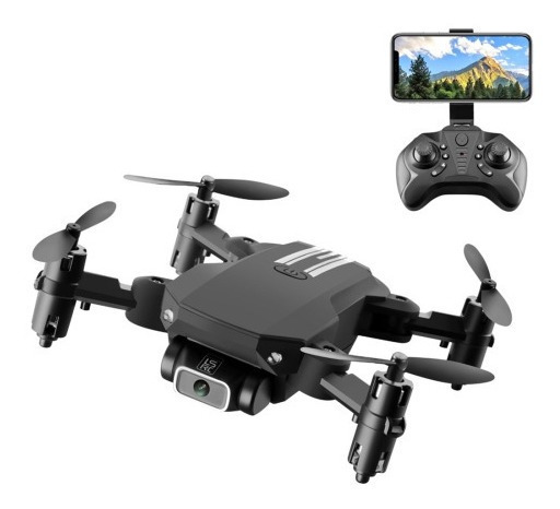 Mini Drone Selfie Ls-min Camera Wifi Fpv Pocket Dobravel