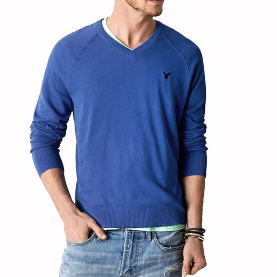 Suéter Masculino American Eagle Original