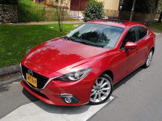 Mazda 3 Grand Touring At Techo Cuero