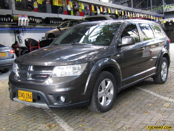 Dodge Journey Se 2400 Cc 4x2