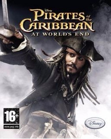 Pirates Of The Caribbean At World End Game Playstation 2 Ps2