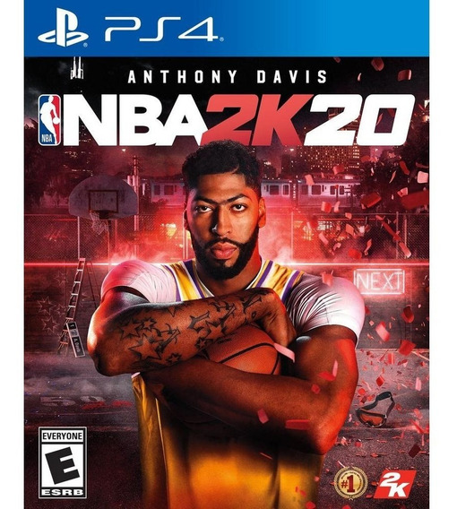 Nba 2k20 Ps4 Original 1