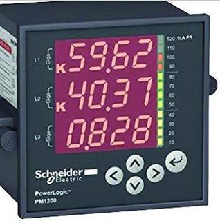Monitor De Tension Trifasico Display Schneider Metsedm 6200