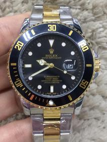 Relógio Masculino Rolex Submariner Á Prova D