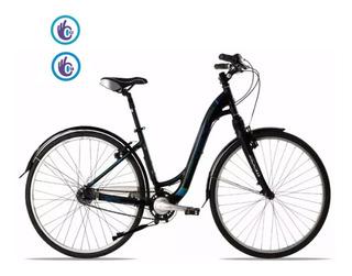 Bicicleta Paseo Urbana Vairo Metro Rodado 28 18 Speed